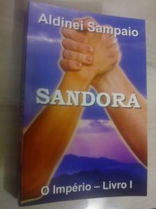 Prévia de Sandora - Capa