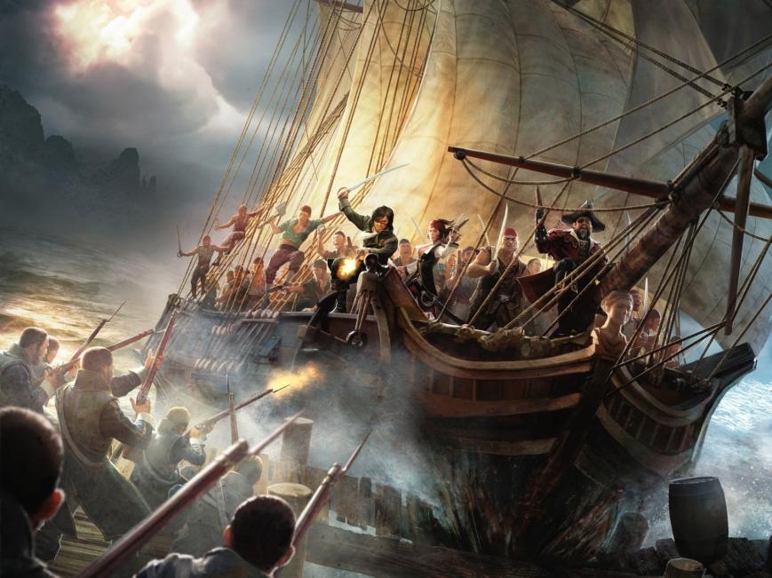 Ataque de piratas